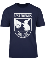 Bunny Best Friend For Life T Shirt Bunny Lover Gift Shirt
