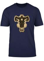 Graphic Clover Black T Shirt For Men Women