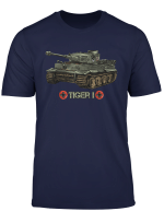World War 2 German Tank Tiger I 1 Gift T Shirt