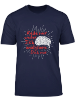 Psychiater Psychologie Student Lustiger Spruch Therapeut T Shirt