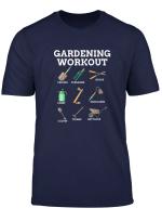 The Gardening Workout Novelty T Shirt