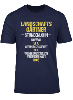 Landschaftsgartner T Shirt