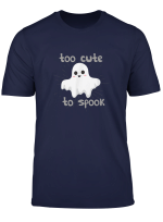 Halloween Susser Gruseliger Geist T Shirt