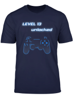 Design Shirt Geschenk Computer Zocker 13 Geburtstag