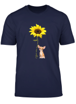 Womens You Are My Sunshine Chihuahua Mother Mom Women Lover Shirt