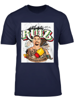 Andy Ruiz Andy The Destroyer Boxing Mexican Style T Shirt