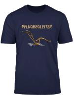 Pflugbegleiter Shirt Lustiges Bauer Und Landwirt T Shirt