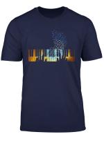 Hande Auf Klavier Tastatur Geschenk Fur Musik Lehrer Shirt