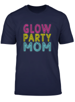 Womens Vintage Retro 70S 80S Glow Party T Shirt For Women Gift