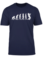 Violin Evolution T Shirt Funny Orchestra Player Cool Gift T Shirt