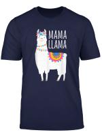 Mama Llama Shirt For Women
