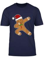 Lebkuchenmannchen Tanzend T Shirt Weihnachten Geschenk Dab