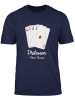 Poker T Shirt Philemon