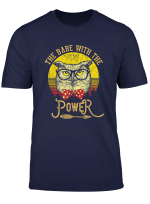 Vintage Power The Owl Babe Retro T Shirt
