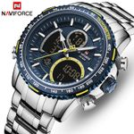 Top Luxury Brand Big Dial Sport Watches Chronograph Quartz