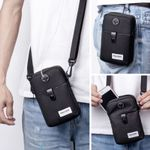 Fashion Messenger Phone Pocket Crossbody Bag Shoulder
