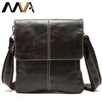 shoulder oil leather small Messenger bag genuine leather