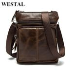 Messenger Shoulder Genuine Leather bags Flap Small Crossbody bags