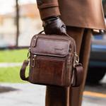 Cobbler Legend Brand Genuine Leather Business Bag