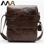 Genuine Leather Crossbody Bags  Messenger  Leather fashion