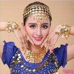 jewelry head Bohemian Boho Coin Beautiful accessories
