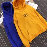 Loose Casual Printed hoodies sweatshirTops Long Sleeve