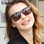 Polarized Square Sunglasses Brand Designer Protection Shades