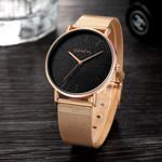 watch Bayan Kol Saati fashion gold Rose watch silver reloj mujer