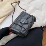 New Rivet Chain Small Crossbody Shoulder Messenger Bag