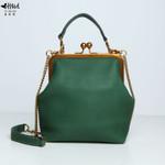 Kiss lock Shell Fashion Vintage Designer Bag