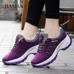 sneakers fashion shock-absorbing sport shoes non-slip mountain