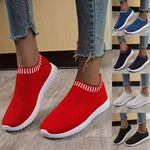 Fashion  Outdoor Mesh Casual Sport Shoes Runing Breathable Platform