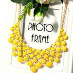 Fashion Yellow Green Black White Oil Jewelry Wedding
