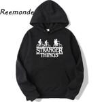 Stranger Things Dustin Hoodie Sweatshirt Nancy Wheeler Eleven Costume