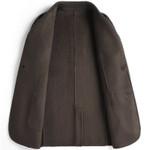 Wool Coat Casual Double-sided Wool Jacket Blazer Slim Fit