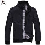 New Fashion Casual Loose Sportswear Bomber Jacket