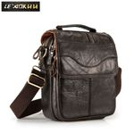 Leather Fashion Casual Tote Messenger bag Design Satchel Crossbody
