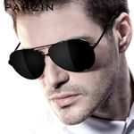 Classic Aviation Sunglasses Brand Design Alloy Frame Pilot  Polarized