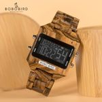Watches Multi-Function LED Electronic Watches Luxury Brand