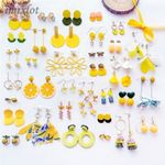 Korean Fashion Accessories Sweet Lovely Yellow Candy