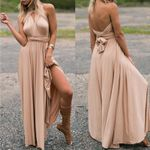 Sexy Maxi Club Bandage Long Party Multiway Swing Dress