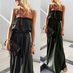 Sexy Sleeveless Ruffle Off Shoulder Casual Beach Sundress