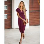 party plus size casual knee-length v-neck vintage gothic clothes