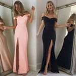 Hot Off Shoulder Casual Long Maxi Evening Party Beach Long Dress