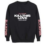 Unisex Lovers Clothes Korean  Letters Printed Sweatshirt