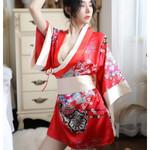 Japanese Kimono Traditional Sexy Dress