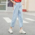 New Arrival Leisure Tint Wash Adjustable Trouser