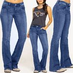 High Waist Jeans Casual Stretch Denim Pencil Pants