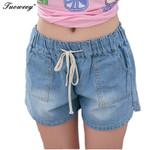 New spring fashion denim shorts