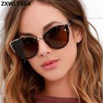 Sexy Cat eye Sunglasses Luxury Brand Designer